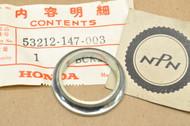 NOS Honda NA50 NB50 NC50 NN50 NQ50 NU50 NX50 SA50 SB50 SE50 TG50 Steering Stem Race 53212-147-003