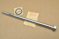 NOS Honda CL72 CL77 Swing Arm Center Pivot Bolt 90121-273-010