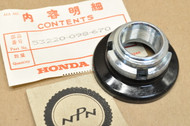 NOS Honda ATC110 ATC70 ATC90 CL70 CT70 SL70 XL70 XL80 XR100 XR80 Steering Stem Top Head Thread Nut 53220-098-670