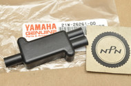 NOS Yamaha BW80 Big Wheel PW80 Y-Zinger YF60 Throttle Cable Connector Cover 21W-26261-00