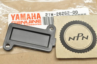 NOS Yamaha BW80 Big Wheel PW80 Y-Zinger YF60 Throttle Cable Connector Cover Cap 21W-26262-00