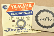 NOS Yamaha AS2 AT1 CS3 CT1 DS6 DT1 G6S HS1 L5T R3 RT1 YA6 YAS1 YG1 YJ2 YL1 YR1 Oil Pipe Gasket 227-21767-00