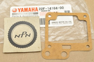 NOS Yamaha YFM100 Champ YFM80 Badger Float Chamber Gasket 22F-14184-00