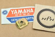 NOS Yamaha WR200 WR250 YTZ250 Tri-Z YZ125 YZ250 YZ80 Side Cover Nut 22W-21791-00
