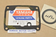 NOS Yamaha TD2 TD3 TR2 TR3 TZ250 TZ350 TZ750 Float Chamber Gasket 239-14184-00