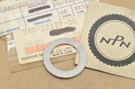 NOS Yamaha DT1 DT400 IT250 MX250 MX360 R3 RD350 RD400 RT1 TD2 TD3 TR2 YFS200 YZ250 YZ490 Shim 240-22127-00