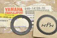 NOS Yamaha AT1 AT2 CT2 DT125 DT175 MX125 MX175 R5 RD250 RD350 TA125 YZ125 YZ80 Carburetor Gasket 246-14126-00