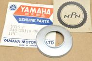 NOS Yamaha CS5 DS6 DS7 R5 RD200 RD250 TA125 Wheel Hub Dust Cover 246-25118-00