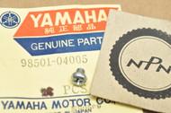 NOS Yamaha 1977 XS650 1983 YZ490 Carburetor Screw 98501-04005