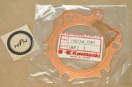 NOS Kawasaki 1986-87 KDX200 Cylinder Head Gasket 11004-1141