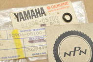 NOS Yamaha BW200 TT600 XS1100 XS850 XT225 YFM100 YFM350 YFS200 YZ250 YZ490 YZ80 Washer 92906-05100
