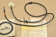 NOS Honda C70 CB125 CT70 Trail 70 MB5 NA50 XL100 XL125 XL80 Left Blinker Turn Signal Socket Wire 33460-166-013