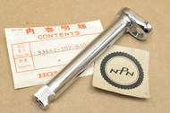NOS Honda 1977-79 XL75 Front Turn Signal Stay Stem 33441-107-810