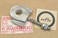 NOS Kawasaki 1984-87 KX80 Drive Chain Adjuster 33040-1065