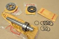 NOS Honda CB350 CL350 SL350 Transmission Countershaft Kit 23200-286-305