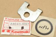 NOS Kawasaki 1984-85 KX80 Drive Chain Tension Adjuster 33040-1057