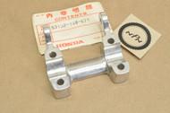 NOS Honda 1978-79 PA50 I 1978-83 PA50 II Handle Bar Lower Clamp Holder 53132-148-671