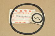 NOS Honda ATC110 ATC70 ATC90 MR175 MR250 TL125 TL250 Z50 Head Light Lens Gasket 33105-028-003