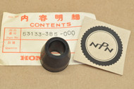 NOS Honda CB450 CM400 CM450 CMX250 FT500 XL250 XL350 Handle Bar Rubber Cushion 53133-385-000