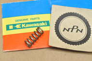 NOS Kawasaki KZ1000 KZ1300 KZ650 KZ900 Carburetor Throttle Cable Pully Spring 16040-022