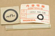 NOS Honda CB400 CB550 CB750 CR125 CX500 MR175 XL250 XL350 Petcock Fuel Strainer Screen 16952-388-005