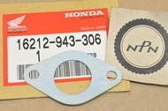 NOS Honda ATC110 ATC125 CT110 TRX125 Carburetor Gasket 16212-943-306