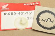 NOS Honda CB450 CB750 CB900 CBX CX500 GB500 GL650 VF500 VT500 XL600 Petcock Cup Filter Screen 16959-461-751