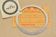 NOS Honda CB650 CB700 CX650 VF1100 VF700 VF750 VT1100 VT700 VT750 Final Gear Ring Spacer F (2.12) 41535-MB0-000