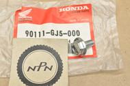 NOS Honda CH150 NT650 TRX200 TRX250 TRX300 TRX350 VFR700 VFR750 Flange Bolt 90111-GJ5-000