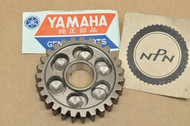 NOS Yamaha G6S G7S YG5 YL2 YLCM Fourth 4th Pinion Gear 27T 254-17141-00