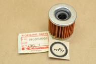 NOS Kawasaki KZ305 EX305 Oil Filter Element 16097-1002