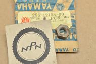 NOS Yamaha SR400 SR500 TT500 TX650 TX750 XS1 XS2 XS650 XV1000 XV700 XV750 Rocker Arm Nut 256-12158-00