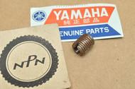 NOS Yamaha TX650 TZ750 XS1 XS2 XS650 Oil Pump Adjusting Screw 256-13493-00