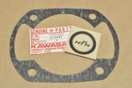 NOS Kawasaki 1973 F12 MX 1974 KX450 1975-76 KX400 Cylinder Base Gasket 11009-035