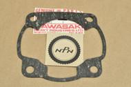 NOS Kawasaki KD125 KE125 KS125 KX125 Cylinder Base Gasket 11009-037