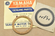 NOS Yamaha AT1 CT1 DT250 DT3 R5 RD250 RD350 RS100 RT1 TX650 TX750 XS1 XS2 XS650 Oil Plug Gasket 256-15364-00