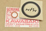 NOS Kawasaki 1981-83 KLT200 1978-79 KZ200 Carburetor Float Valve Seat Gasket 11009-1027