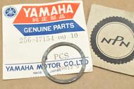 NOS Yamaha 1974 DT250 DT360 1983 YZ490 Kick Starter Gear Washer 256-17154-00-10
