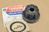 NOS Yamaha TX650 XS1 XS2 XS360 XS400 XS650 Steering Damper Holder 256-23434-01