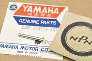 NOS Yamaha TA125 TD3 TR3 TZ250 TZ350 TZ750 XS1 XS2 Fuel Cap Pin 256-24624-00