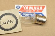 NOS Yamaha R3 RD350 RZ350 SR250 TX750 XJ600 XS1 XS1100 XV1100 YX600 Bulb 12V 256-83311-70