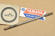 NOS Yamaha 1971 JT1 1972 JT2 1981 YZ125 1980 YZ50 Clutch Push Rod #2 257-16357-00