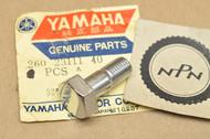 NOS Yamaha DT80 GT1 GT80 GTMX JT2 LB50 LB80 MX80 Front Fork Cap Bolt 260-23111-40