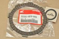 NOS Honda ATC185 CMX250 CR125 CT125 SL125 TL125 TLR200 TR200 VF500 Clutch Friction Disk 22201-GF6-000