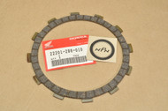 NOS Honda CB350 CB550 CB650 CR450 CR480 CX500 CX650 SL350 XL250 XL350 Clutch Friction Disk 22201-286-010