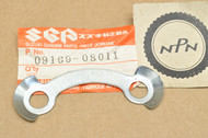 NOS Suzuki A100 DR250 DS80 GSXR50 JR80 LT50 OR50 SP250 SP400 TM75 TS250 TS50 TS75 Sprocket Washer 09169-08011