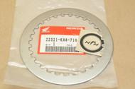 NOS Honda CR250 R CR480 R XL600 R XR500 R Clutch Plate B 22321-KA4-710