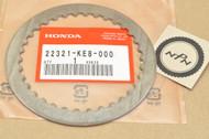 NOS Honda ATC200 MT125 TR200 Clutch Plate 22321-KE8-000