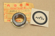 NOS Honda 1987 CH150 1985-88 CH250 Elite Speedometer Drive Gear 44804-KM1-671