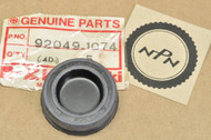 NOS Kawasaki EX305 KZ305 KZ440 Crank Case Oil Seal Plug 92049-1074